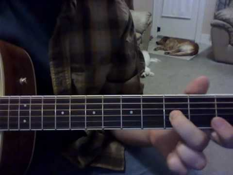 How to Play Long Haired Country Boy – CharlieDaniels