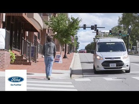 'Mystery Van' Helping Self-Driving Cars Communicate with People | Autonomy | Ford – #FordMotorCompany #news and #Videos – Truck News –BuyTrucks.ca